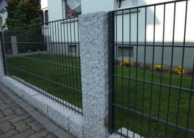 Mauern und Zäune (1)